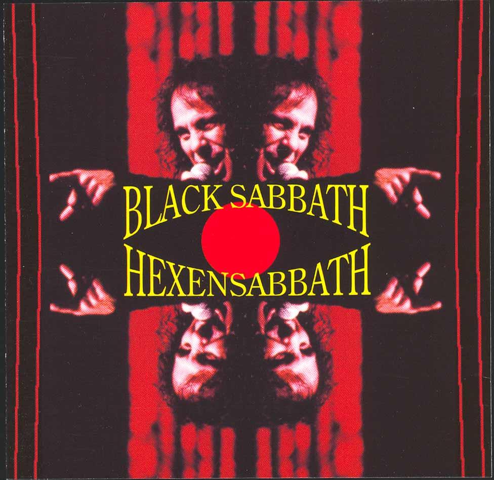 Tapio's Ronnie James Dio Pages: Black Sabbath bootleg CD