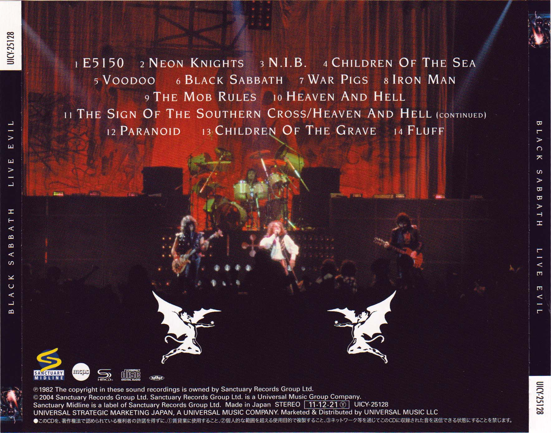 Black sabbath live evil video dvd download : Free download