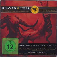Heaven And Hell - 2009 - The Devil You Know (Japanese SHM-CD VICP-70106)