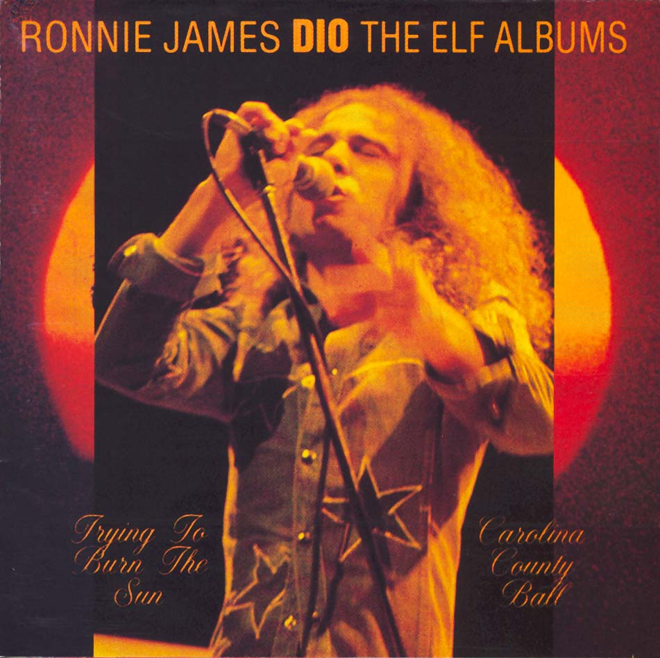 Tapio S Ronnie James Dio Pages Elf Cd Discography