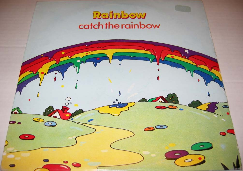 a discussion on the rainbow Discussion a long time ago, people referred to rainbows as magical bridges across the sky full of colors children also look at rainbows as magical things.