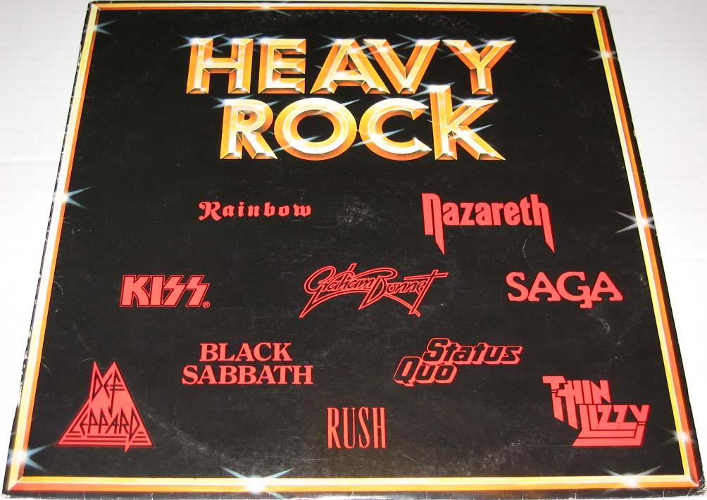 """Тонкая грань между собственно  """"жёстким роком """", который базово есть Хард и  """"тяжёлым роком """", то есть что есть Хэви Рок."""