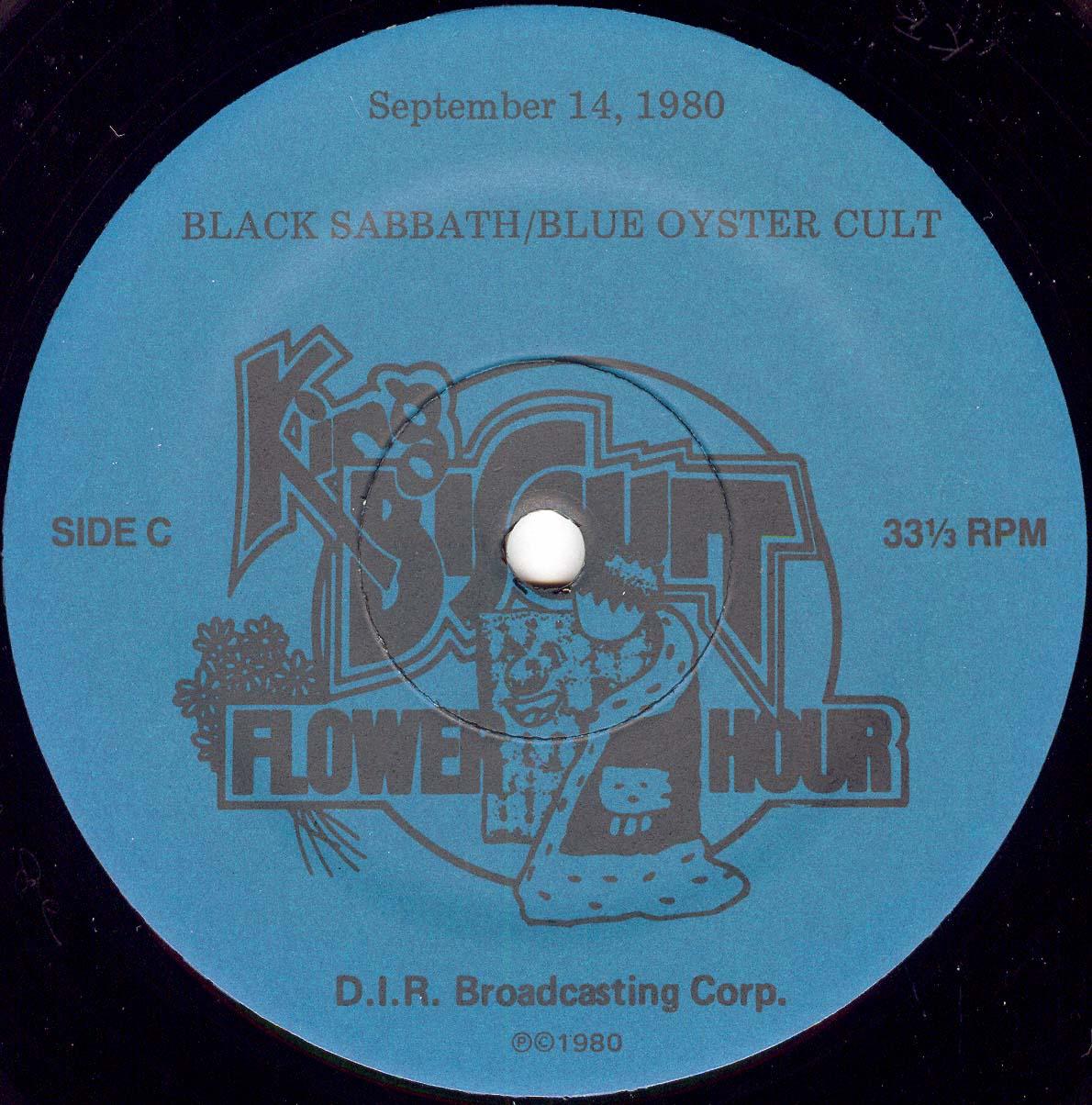 Tapio s Ronnie James Dio Pages Black Sabbath Radioshow LP