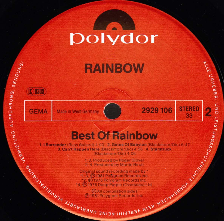 deep purple rainbow staarqazer flac