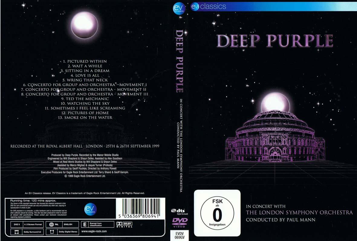 deep purple пикчерз оф хоум